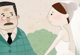 【真心话】如果你跟你爸同岁,你愿意嫁给你爸这样的男人吗?